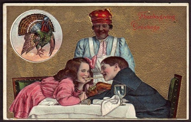 thanksgiving ads, vintage, holidays